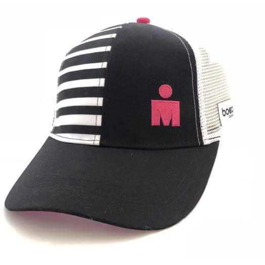 IRONMAN MDOT Podium Trucker Pink