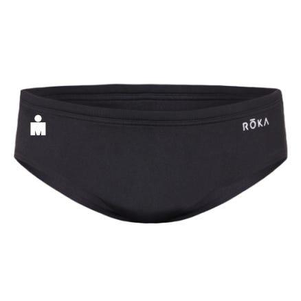 IRONMAN ROKA Men's Elite HD Racer Swimsuit-Black