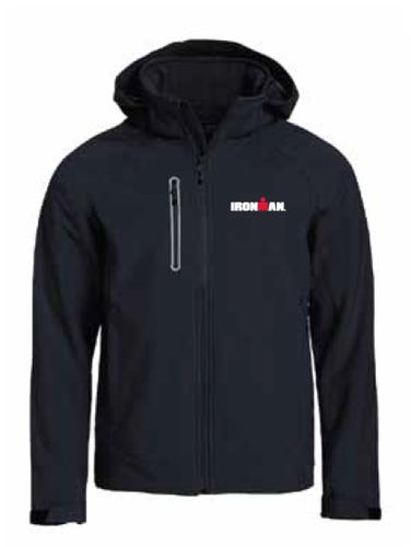 IRONMAN Men's Softshell Jacket - Navy