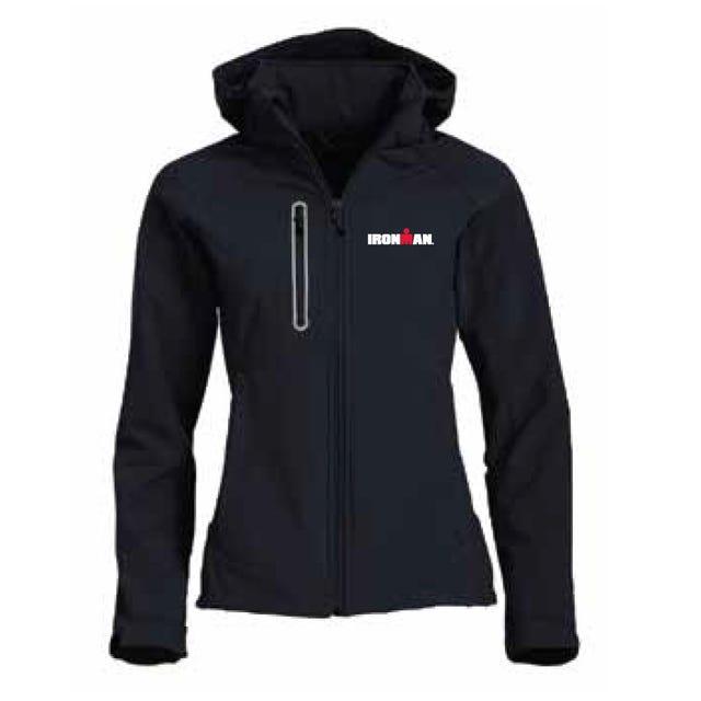 IRONMAN Women's Softshell Jacket - Black