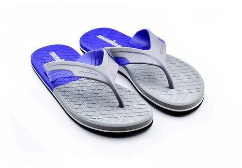 IRONMAN Men's Kai Flip Flop-Blue