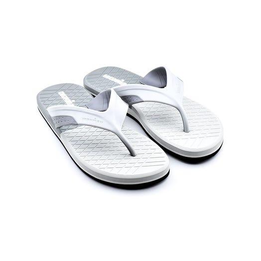 IRONMAN Men's Kai Flip Flop- Grey