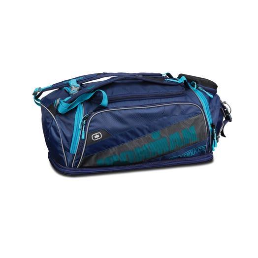 IRONMAN Ogio 8.0 Duffel Bag- Navy/Teal
