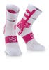 IRONMAN COMPRESSPORT Pro Racing Socks V3 Ultralight High - Pink