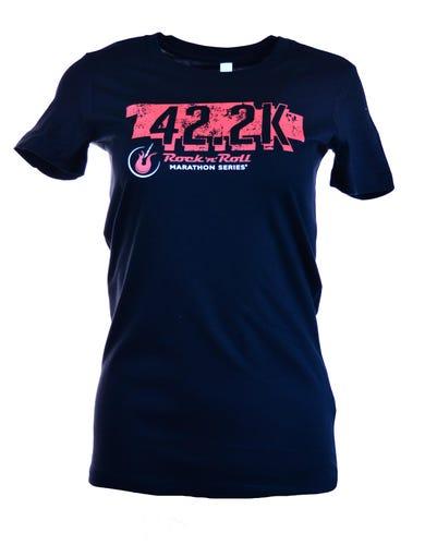 Rock n Roll Women's 42.2K Tee