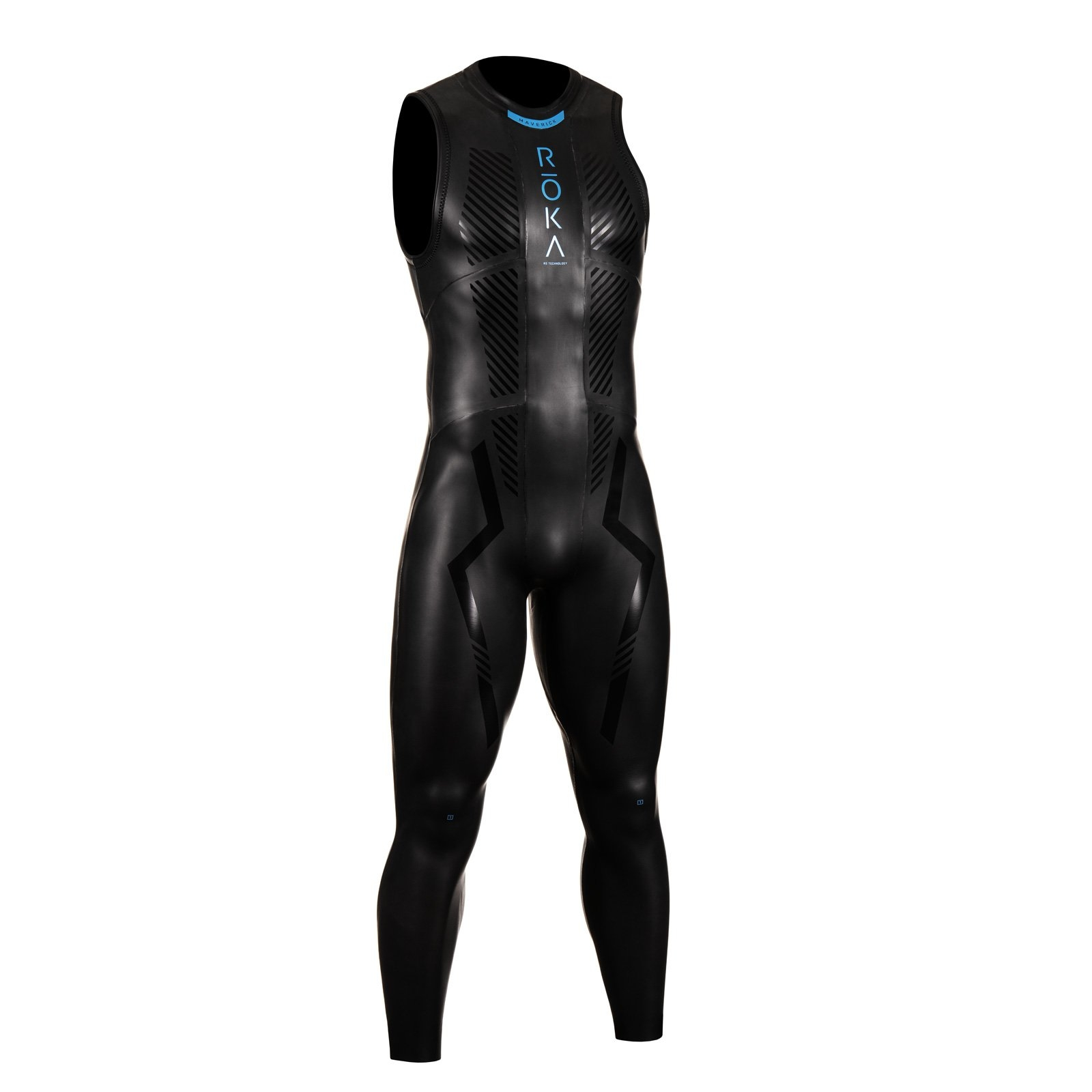 IRONMAN ROKA Men's Maverick Comp II Sleeveless Wetsuit