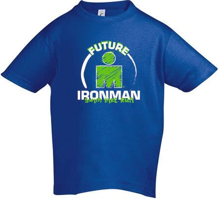 IRONMAN Boys FUTURE IRONMAN Tee