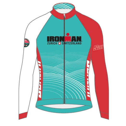 IRONMAN SWITZERLAND 2019 WOMEN'S FINISHER COURSE CYCLE JERSEY