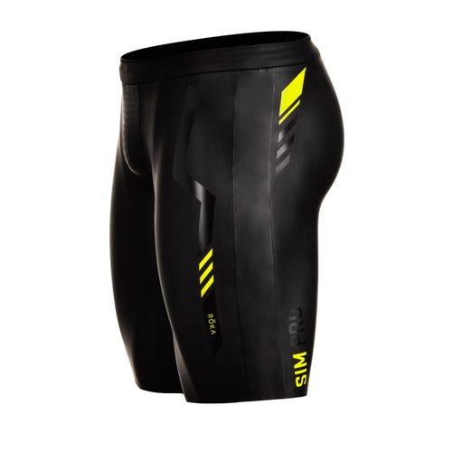 IRONMAN ROKA Men's SIM Pro II Buoyancy Shorts