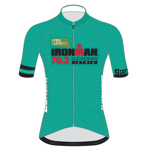 IRONMAN 70.3 SLOVENIA 2019 WOMEN'S NAME CYCLE JERSEY