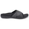 IRONMAN Men's Spenco Slide Sandals - Black