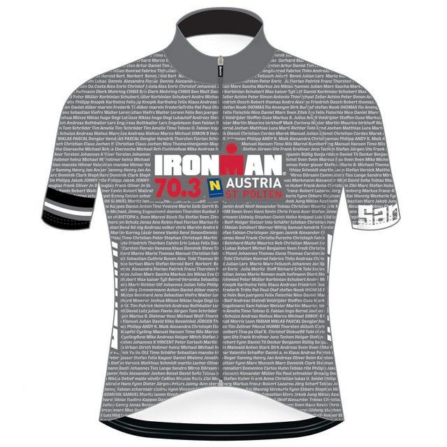 IRONMAN 70.3 ST. POLTEN MEN'S CYCLE JERSEY