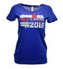 IRONMAN 70.3 ST. POLTEN 2019 WOMEN'S V-NECK NAME TEE