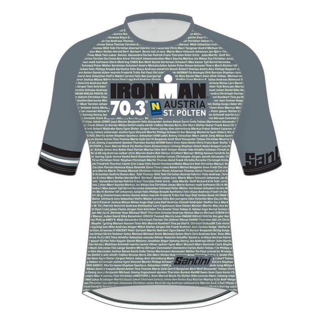 IRONMAN 70.3 ST. POLTEN MEN'S NAME PERFORMANCE TEE