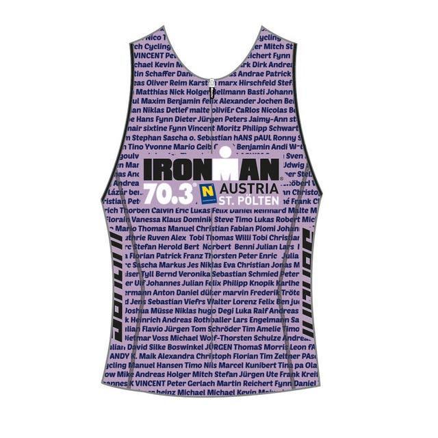 IRONMAN 70.3 ST. POLTEN WOMEN'S TRI TOP