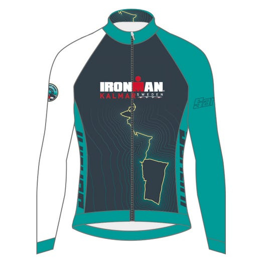 IRONMAN SWEDEN 2019 WOMEN'S FINISHER COURSE CYCLE JERSEY