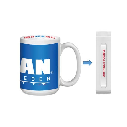 IRONMAN Sweden 2019 Event Coffee Mug