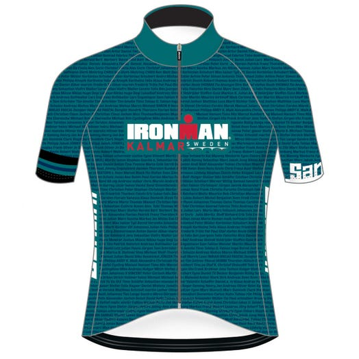 IRONMAN SWEDEN 2019 MEN'S NAME CYCLE JERSEY