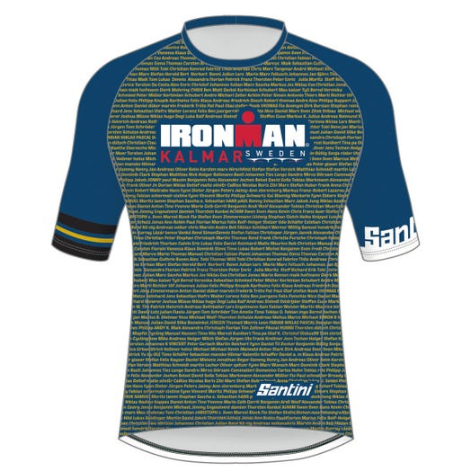 IRONMAN SWEDEN 2019 MEN'S PERFORMANCE NAME TEE