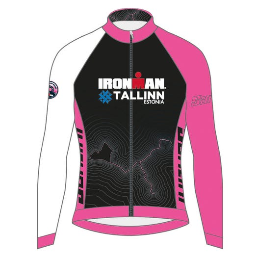 IRONMAN TALLINN 2019 WOMEN'S FINISHER COURSE CYCLE JERSEY