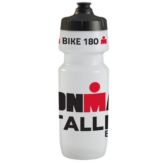 IRONMAN Tallinn 2019 Event Water Bottle Clear