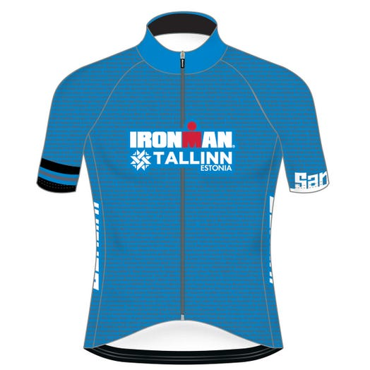 IRONMAN TALLINN 2019 MEN'S NAME CYCLE JERSEY