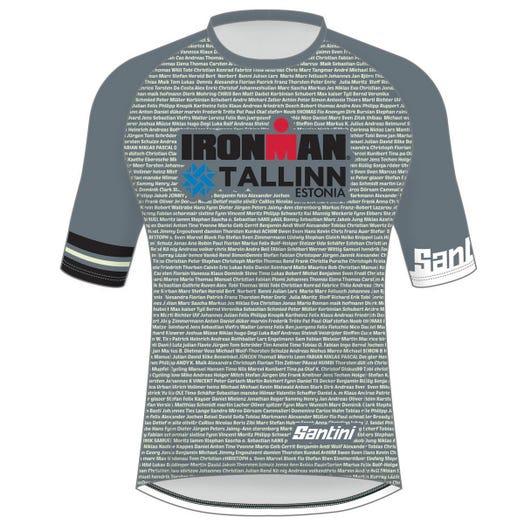 IRONMAN TALLINN 2019 MEN'S PERFORMANCE NAME TEE