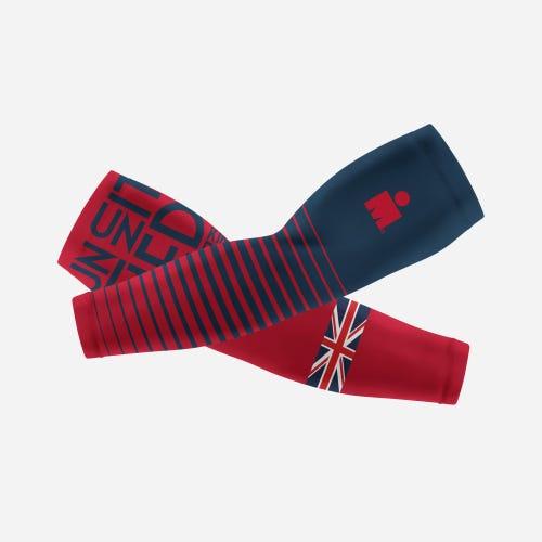 IRONMAN Team United Kingdom Arm Sleeve - Unisex