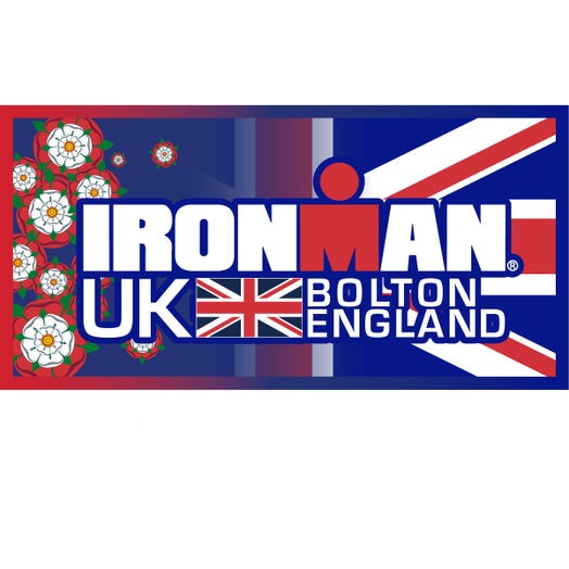 IRONMAN UK 2019 Event Beach Towel
