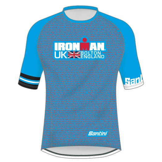 IRONMAN UK 2019 MEN'S PERFORMANCE NAME TEEE