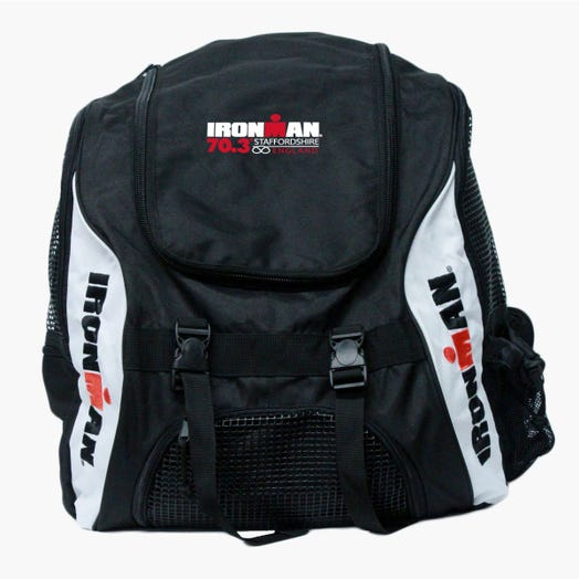 IRONMAN 70.3 Staffordshire Event Backpack