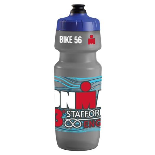 IRONMAN 70.3 STAFFORDSHIRE WATER BOTTLE