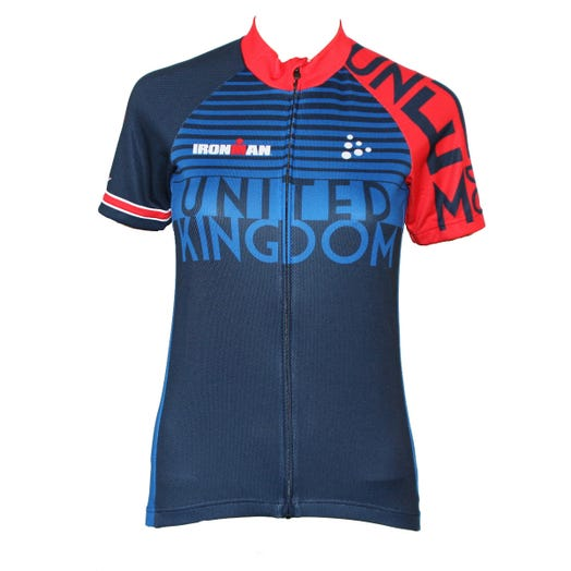 IRONMAN Women's Team UK Cycle Jersey