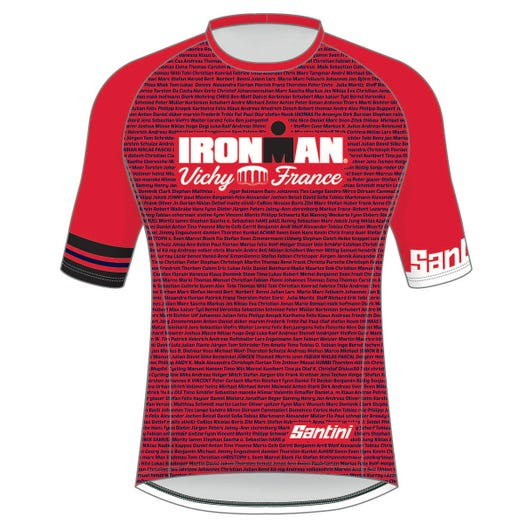 IRONMAN VICHY 2019 MEN'S PERFORMANCE NAME TEE