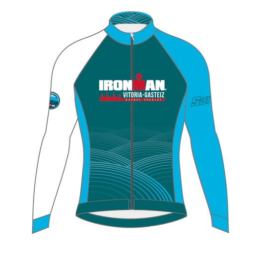 IRONMAN VITORIA 2019 MEN'S FINISHER COURSE CYCLE JERSEY