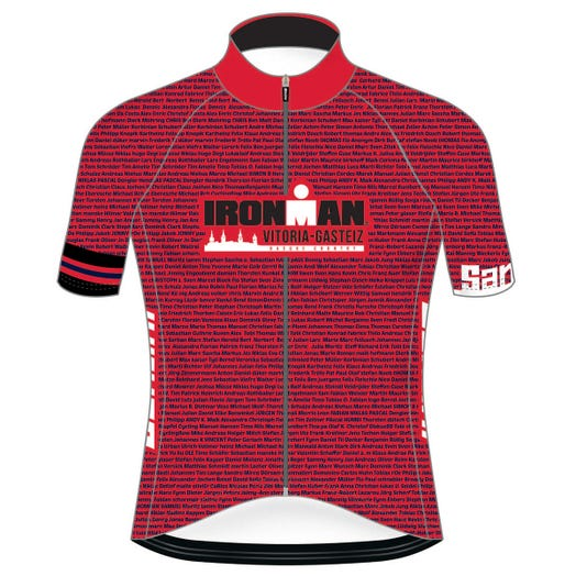 IRONMAN VITORIA 2019 MEN'S NAME CYCLE JERSEY