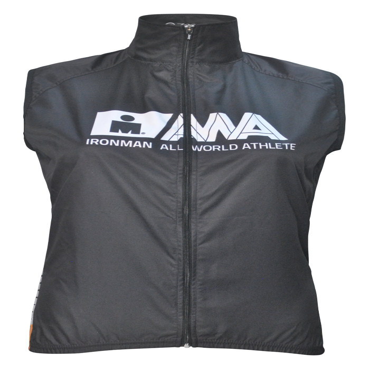 IRONMAN Women's All World Athlete Cycle Vest - Black
