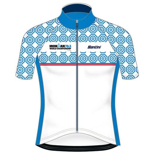 IRONMAN 70.3 WORLD CHAMPIONSHIP 2019 MEN'S RIVIERA CYCLE JERSEY