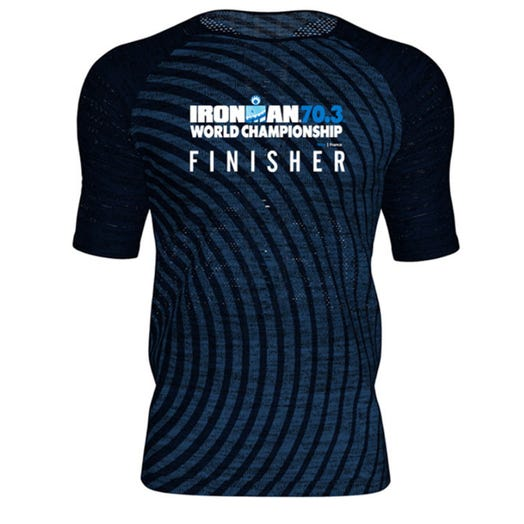 IRONMAN 70.3 WORLD CHAMPIONSHIP 2019 MEN'S FINISHER PERFORMANCE TEE