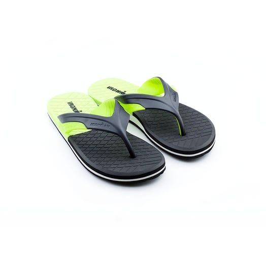 IRONMAN Women's Kai Flip Flop- Green