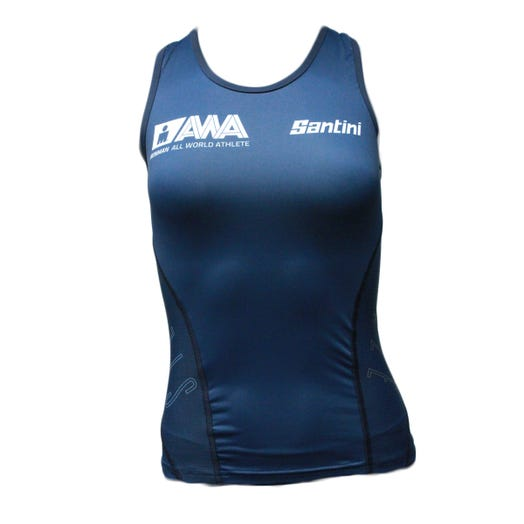 IRONMAN SANTINI WOMEN'S ALL WORLD ATHLETE TRI TOP