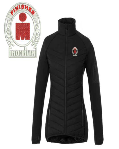 IRONMAN Women's Finisher Jacket- Black