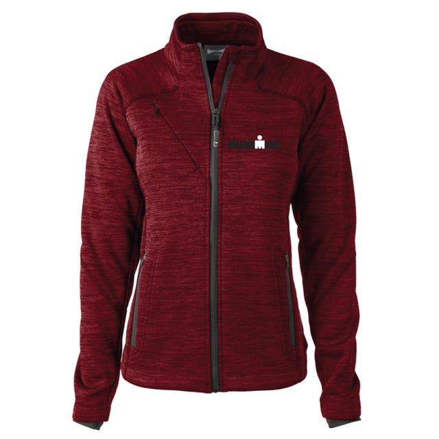 IRONMAN Women's Essential Jacket - Red