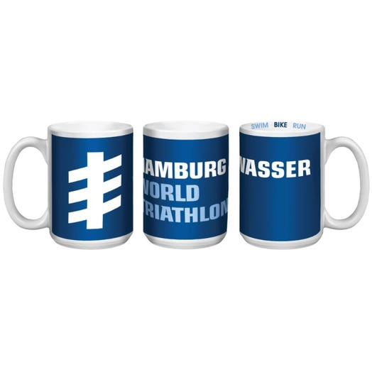 Hamburg Wasser World Triathlon 2019 Event Coffee Mug