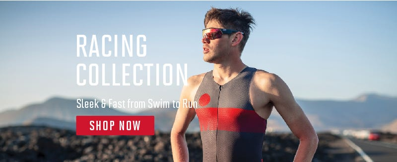 The IRONMAN Racing Collection by Santini