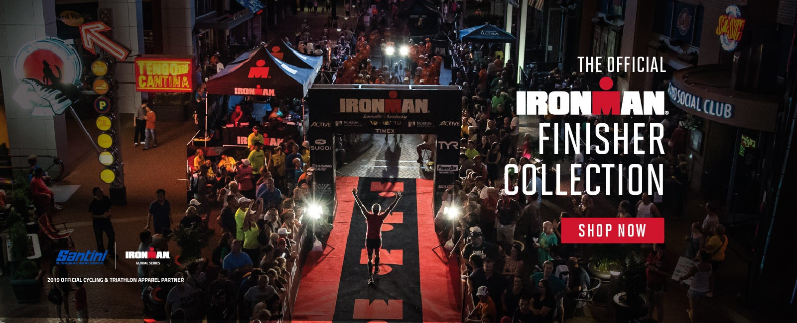 IRONMAN Europe Official Triathlon Gear
